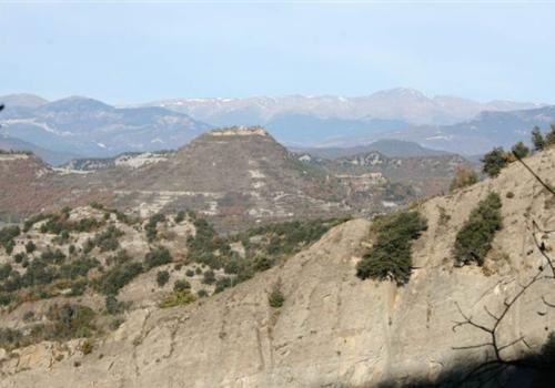 Bellmunt i la Vall del Ges