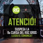Suspensió Roc Gros