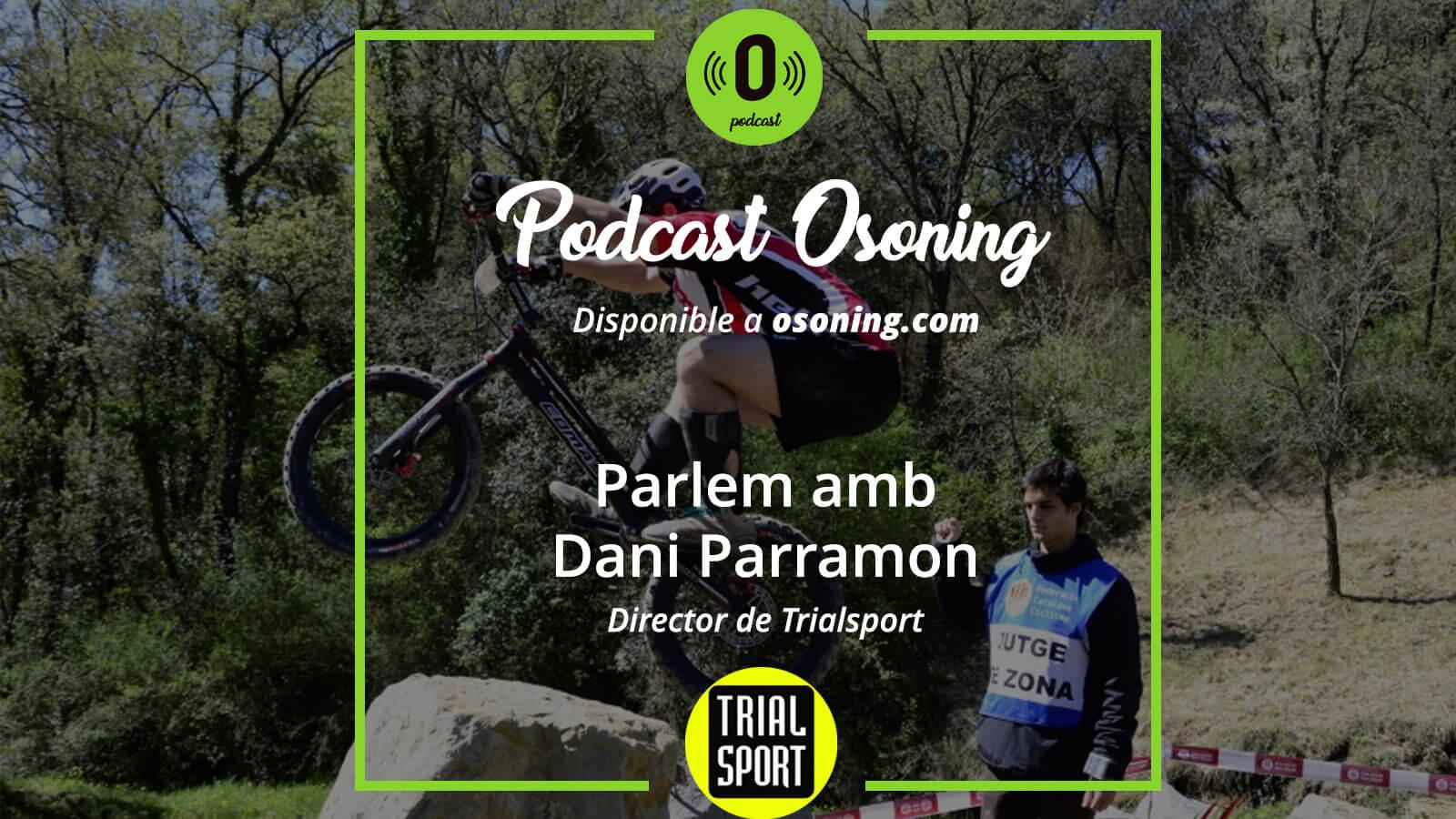 Podcast Trialsport