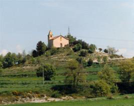 Sant Jordi de Puigseslloses (Folgueroles)